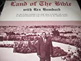 Land of the Bible: Gatefold Album with Illustrated Booklet from Jerusalem Tour 1966