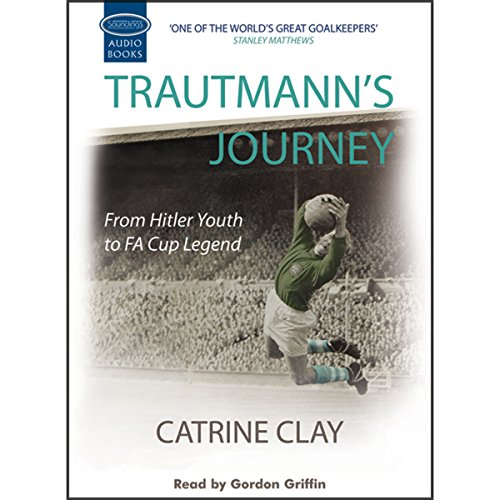 Trautmann's Journey audiobook cover art
