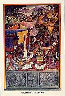 Diego Rivera, A Brief Description of the National Palace Murals, Booklet, Postcards and Poster