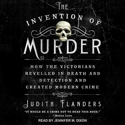 The Invention of Murder  By  cover art