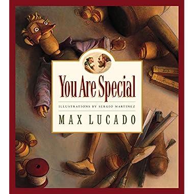You Are Special (Max Lucado's Wemmicks)