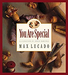 Social and Emotional Book List for Kids - You are Special