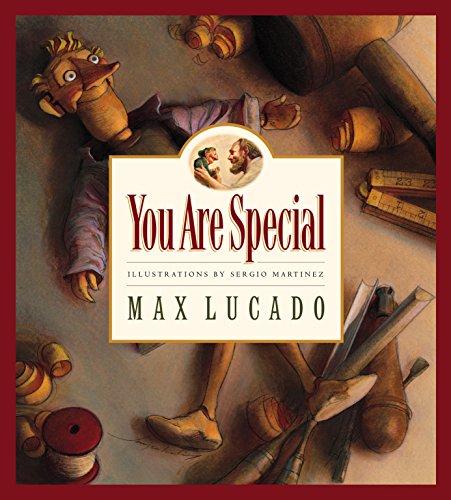 You Are Special (Volume 1) (Max Lucado's Wemmicks, 1)