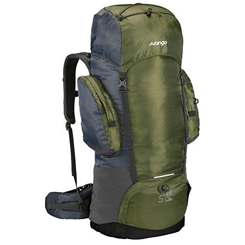 Vango Explorer Ii 65 Litre Rucksack Forest Green