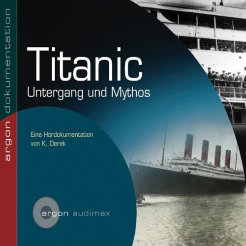 Titanic. Untergang und Mythos Titelbild