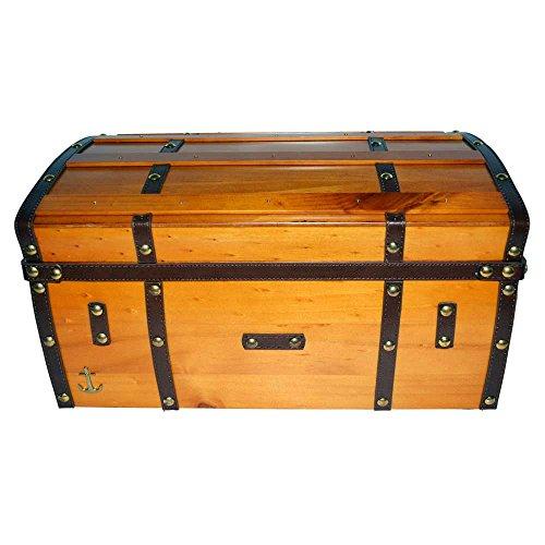 Humidor Supreme Gold Rush Cigar Humidor, Spanish Cedar Tray and Dividers, Glass...