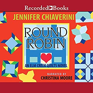 Round Robin audiobook cover art