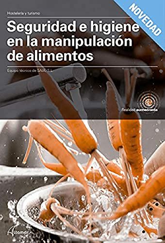 CFGM. Seguridad e higiene en la manipulacion de alimentos 2020