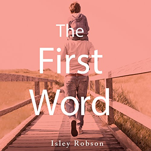 The First Word audiobook cover art