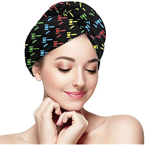 Olive Helina Toalla Quick Magic Dry Hair - Martillos