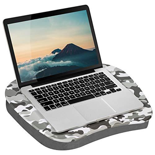 LapGear MyStyle Lap Desk - Gray Cam…