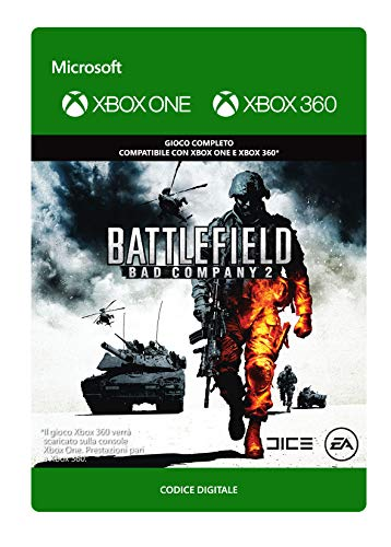 Battlefield Bad Company 2 Standard | Xbox 360 - Plays on Xbox One Codice download