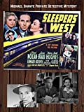 Michael Shayne Private Detective in Sleepers West Mystery Film