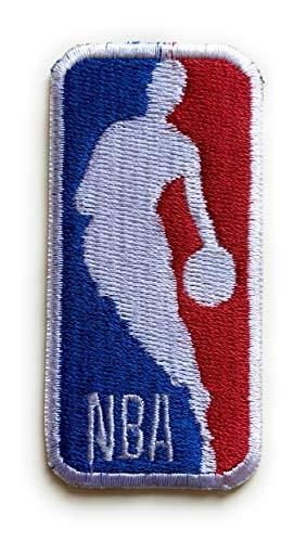 National Basketball Association League – NBA, bestickter Aufnäher zum Aufbügeln oder Aufnähen.