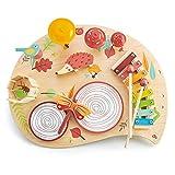 Tender Leaf Toys Mesa musical - tablero de percusión para niños perfecto para hacer sonido educativo