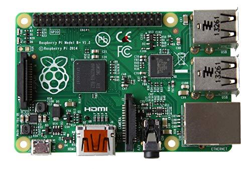 Raspberry Pi 100437 - Tarjeta de Puerto USB (7000 MHz, 512 MB de RAM, 4 x USB)