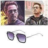 Gafas Iron Man Avengers Infinity War Tony Stark Mismo párrafo