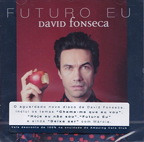 David Fonseca - Futuro Eu [CD] 2015