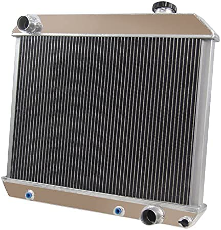 ECMRAD Our shop most popular 3 Rows Max 40% OFF Performance Cooling 1963-1966 fit T Radiator Chevy