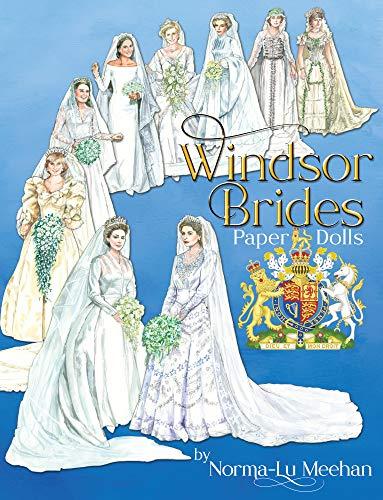 Windsor Brides Paper Dolls