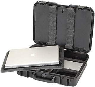 SKB 3I 1813 5B N wasserdichter Laptop Transportkoffer (470 x 330 x 127mm) Computer Schaumstoff