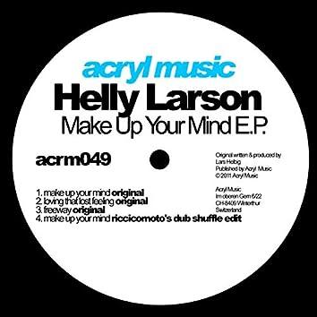 Make Up Your Mind EP