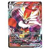 Cinderace Vmax 036/192 - Ultra Rare - Pokemon Sword and Shield Rebel Clash