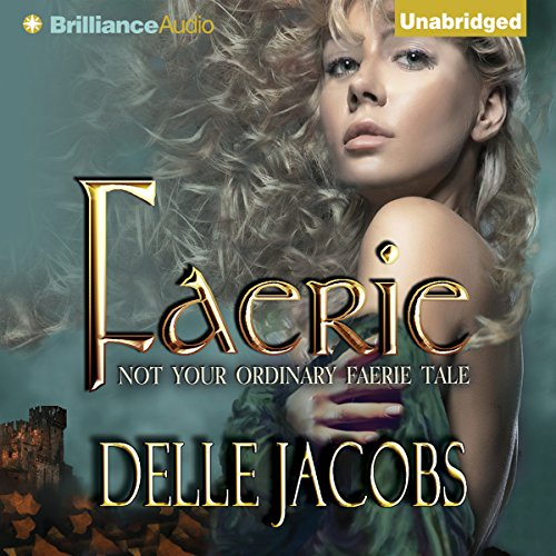 Faerie audiobook cover art