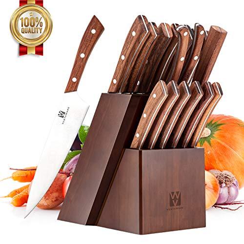 Vestaware knife set