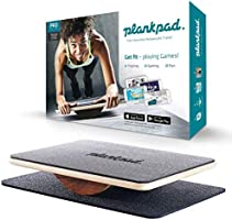 plankpad – Fitness Trainer avec Application pour iOS et Android – Balance Board innovant de « Shark Tank » TV Show in...