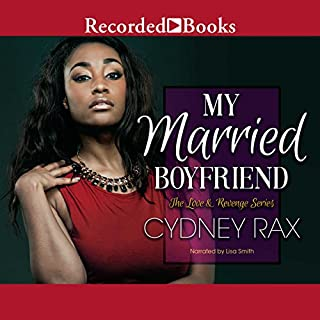 My Married Boyfriend audiobook cover art