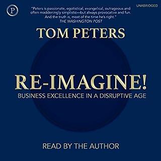 Re-imagine! audiobook cover art