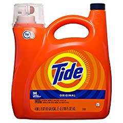 10x the cleaning power* (* Stain Removal of 1 dose vs. 10X doses of the leading liquid bargain brand) Tide Plus Ultra Stain Release formula that helps remove 99% of everyday stains vs. Tide Original. Amazing Tide clean from America's #1 detergent bas...