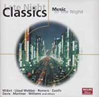 Late Night Classics: Music of the Night