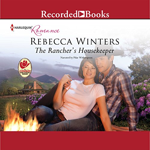 The Rancher's Housekeeper audiobook cover art