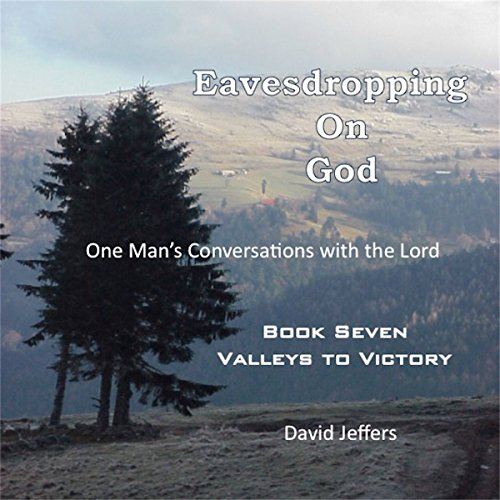 Eavesdropping on God: One Man's Conversations with the Lord: Book Seven - Valleys to Victory audiobook cover art