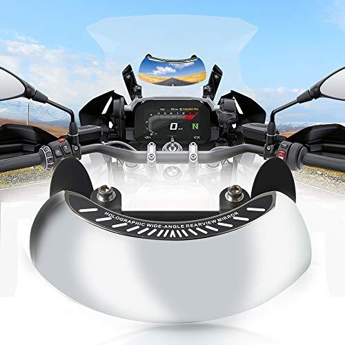 Universal 360 ° Spiegel, Einstellbare Weitwinkel Rückspiegel Spiegel Für Motorrad