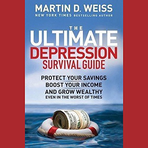 The Ultimate Depression Survival Guide audiobook cover art