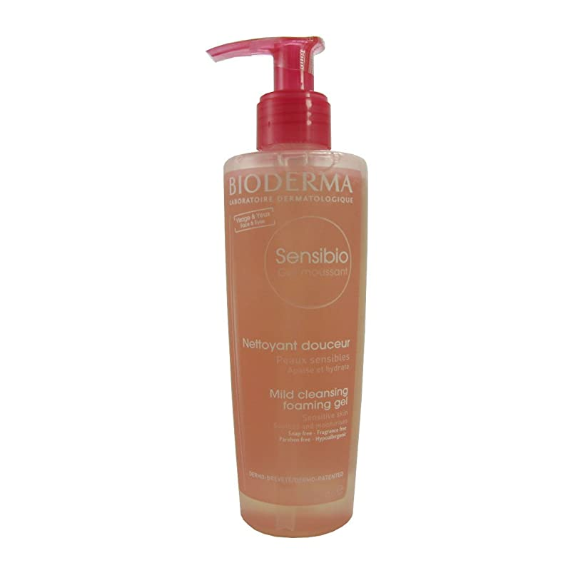 量で図書館恵みBioderma - Sensibio Mild Cleansing Foaming Gel [並行輸入品]