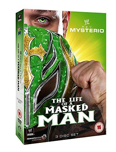 Wwe Rey Mysterio The Life Of A Masked Man (3 Dvd) [Edizione: Regno Unito]