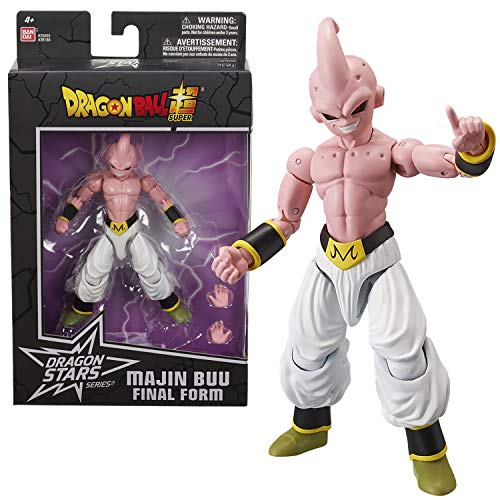 Bandai - Dragon Ball Super - Action figure Dragon Star da 17 cm - Forma finale di Majin Boo - 36188