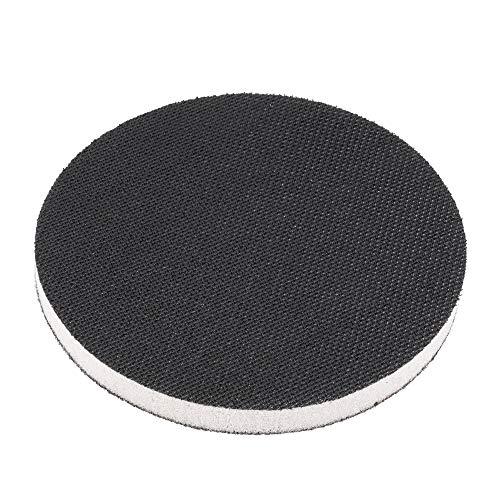 Softauflage 150mm aus Schaum (weich), Interface-Pad soft, Buffer Pad für Schleifteller / Polierteller und Klett-Schleifpapier - DFS