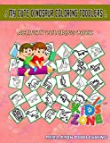 My Cute Dinosaur Coloring Toddlers: Picture Quizzes Words Activity And Coloring Book 35 Activity Diplodocus, Ceratosaurus, Sauropelta, Stenopterygius, ... Heterodontosaurus, Sauropelta For Kids 4-8