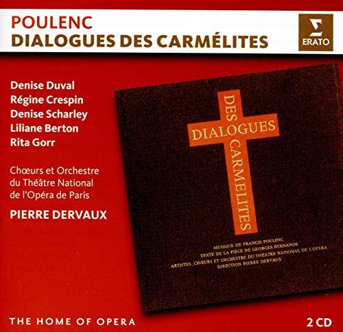 Pierre Dervaux - Poulenc. logues Des Carméli