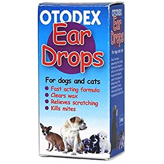 (OTODEX) Veterinary Ear Drops 14ml 11