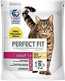 Perfect Fit Cat Trocken Adult 1 plus reich an Huhn