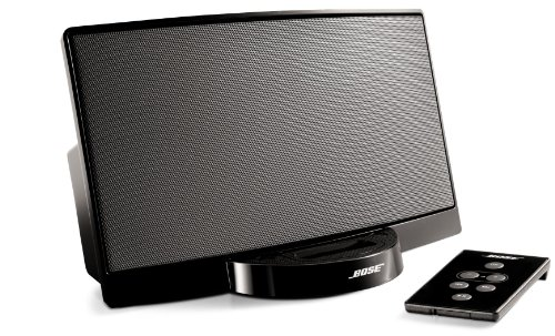 BOSE SoundDock Portable Tragbares Soundsystem für Apple iPod schwarz