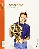 TECNOLOGIA SERIE CONSTRUEIX 2 ESO SABER FER - 9788490472149