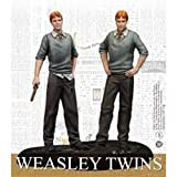 Knight Models Juego de Mesa - Miniaturas Resina Harry Potter Muñecos Fred & George Weasley Expansion...