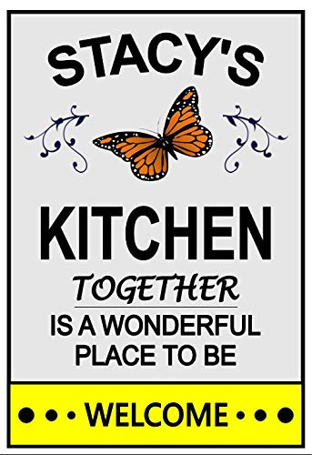 Stacy's Butterfly Refrigerator 70% OFF Outlet Kitchen Magnet. any for Max 61% OFF Customize